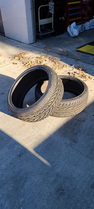 New tires 255/35/22 for Sale in San Jose, CA