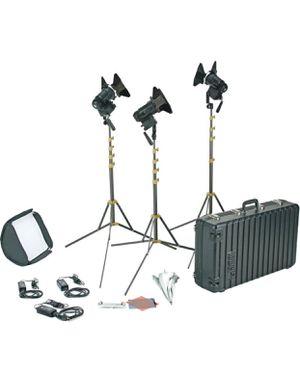 Lowel lighting G5-93DA Pro LED 3 light a caminho kit daylight with case for Sale in Miami Shores, FL