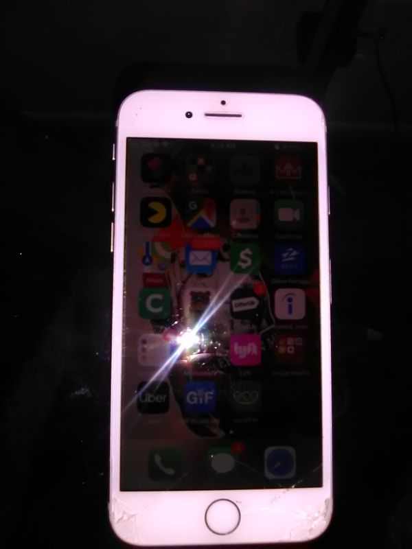 iPhone 8 sprint ( unlocked any carrier )