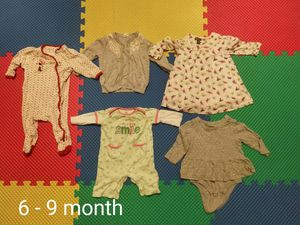 Baby girl clothes for Sale in Fort Lauderdale, FL