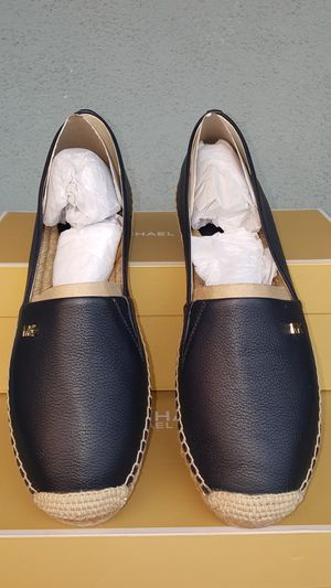 New Authentic Michael Kors Women's Shoes Sizes 7, 7.5 and 9 ONLY for Sale in Montebello, CA