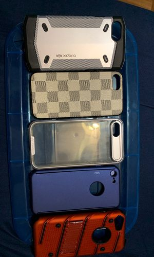 iPhone 8 Cases ALL for $5 for Sale in Pico Rivera, CA