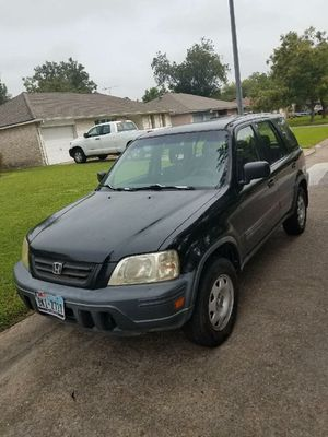 2001 Honda CRV (Clean Title) for Sale in Houston, TX