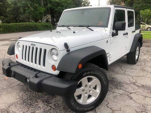 2013 Jeep Wrangler Sport $4998DOWN $495 MONTH W/ INS INCLD/ W.A.C. - $18998 for Sale in Tampa, FL