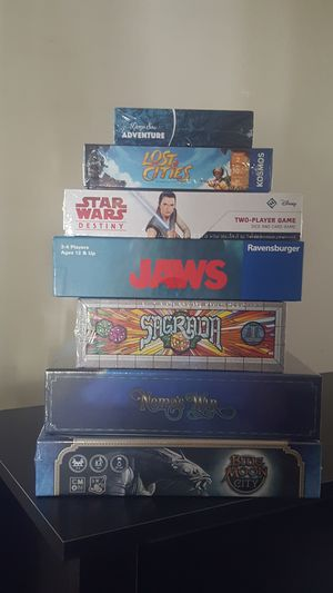 brand new board games for Sale in Downey, CA
