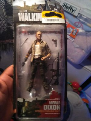 Last of the walking dead action figure collection for Sale in Austin, TX
