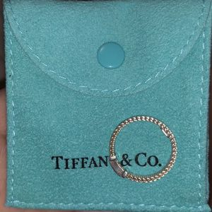 Tiffany & Co. Somer Set Mesh and Diamond Ring for Sale in Arlington, VA