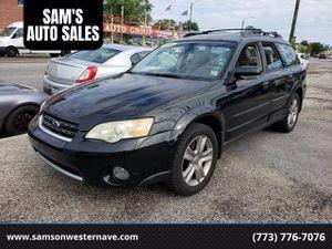 2006 Subaru Legacy Wagon for Sale in North Highlands, CA