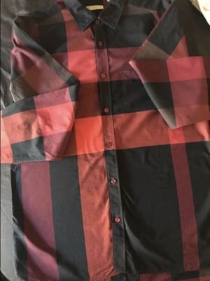 100% Authentic Men's Burberry Shirt. Size:M for Sale in Glendale, WI