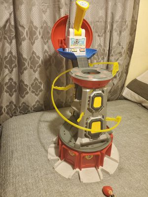 Paw Patrol Mighty Pups Tower for Sale in Bell Gardens, CA