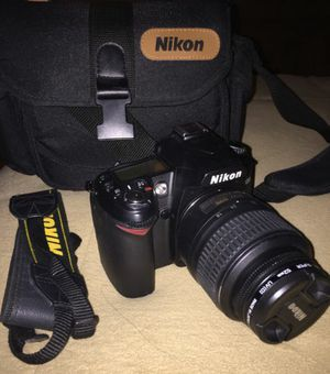 Nikon D90 with lense plus extras $250 for Sale in Hollywood, FL