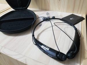 LG Headphones + Case for Sale in Darien, IL