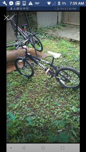 20 inch girl freestyle bike for Sale in Severn, MD
