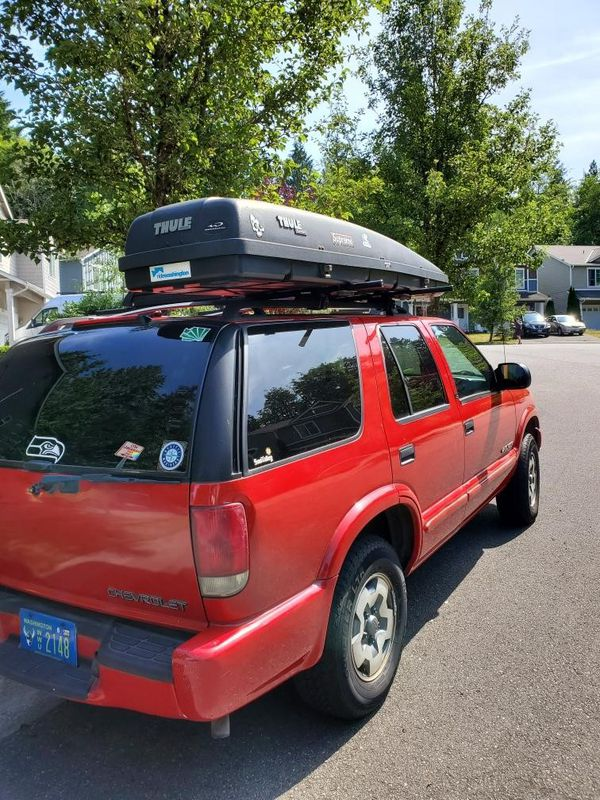 2003 Chevy Blazer