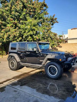 2008 Jeep Rubicon Unlimited 4 door for Sale in Azusa, CA