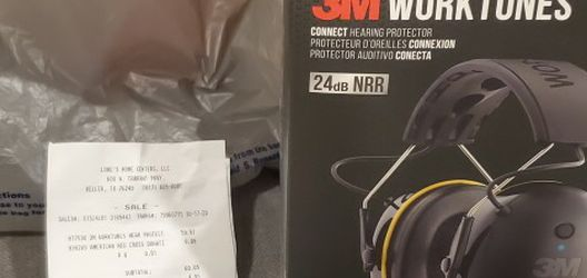 3m WorkTunes for Sale in Fort Worth,  TX