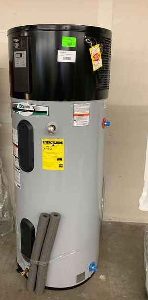 80 gallon AO Smith Water Heater with Warranty F7XB for Sale in Universal City, CA