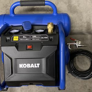 KOBALT 2 GAL AIR COMPRESSOR for Sale in Laveen Village, AZ
