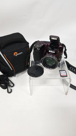 Nikon Coolpix 38x Zoom Digital Camera (776388-1) for Sale in Tacoma, WA