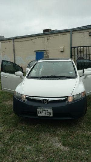 Honda Civic EX 2008 for Sale in Austin, TX