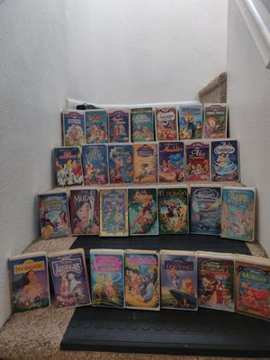 Disney VHS colletion for Sale in Chula Vista, CA