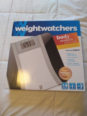 Weightwatchers Digital Scale for Sale in Obetz, OH