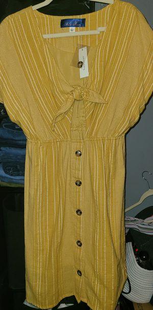 Dress, Francesca's, size L for Sale in Fresno, TX