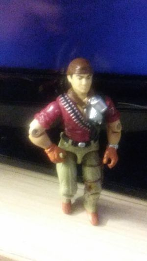 GI Joe 1990 Sonic Fighters Tunnel Rat Action Figure. for Sale in Rowland Heights, CA