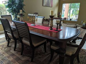 Dining Room Table With Chairs for Sale in Miramar, FL