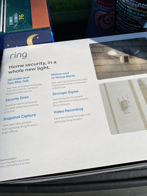 Ring -camera doorbell!! BRAND NEW! for Sale in Staten Island, NY