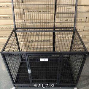 "Dog Pet Cage Kennel Size 37"" Medium New In Box 📦 for Sale in Ontario, CA"