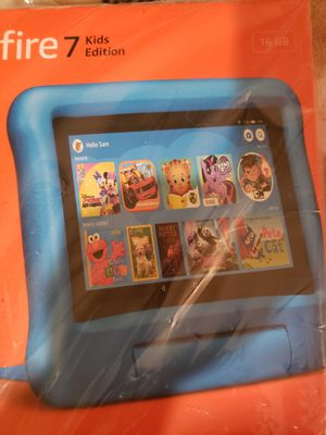 """Amazon Fire Kids 7"""" Tablet, 16g for Sale in Aston, PA"""