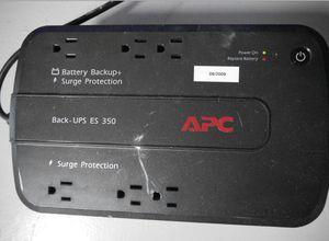 APC BE350G APC Back-UPS ES, 6 outlet 350VA, 120V for Sale in Lake Worth, FL
