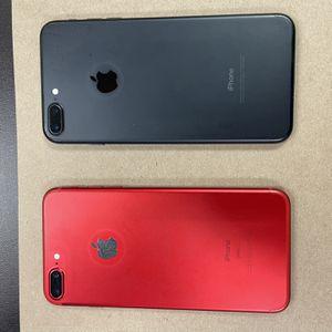 2 IPhone 7 Plus Models for Sale in Santa Maria, CA
