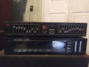 Stereo Equalizer 10 band Fisher 283 for Sale in St. Louis, MO
