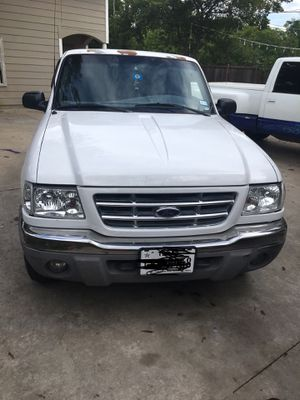Ford Ranger 2001 for Sale in Dallas, TX