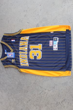 Reggie Miller Indiana pacers jersey for Sale in Richmond, VA