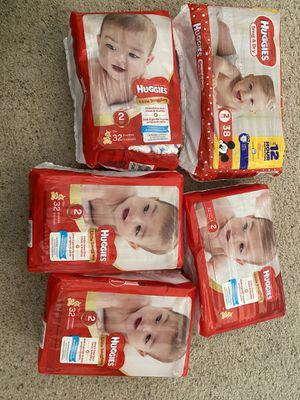 Diapers size 1 & 2 for Sale in San Diego, CA
