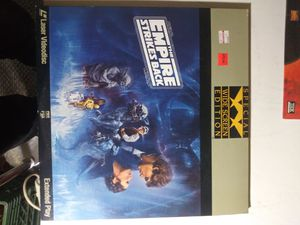 The Empire Strikes Back Laserdisc for Sale in Yonkers, NY