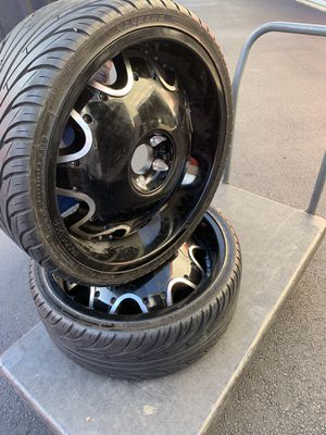 Rims and tires for Sale in Redland, MD