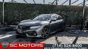 2018 Honda Civic Hatchback for Sale in Placentia, CA
