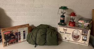 Vintage camping gear set for Sale in Phoenix, AZ