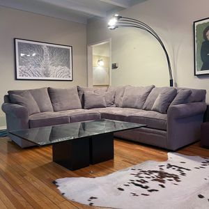 Macy's | Doss II Fabric L Sectional Collection Couch / Sofa for Sale in Beverly Hills, CA