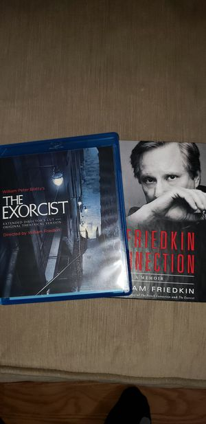 Exorcist Bluray Extended and Directors Cut for Sale in Chicago, IL