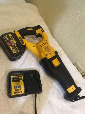 Dewalt Cordless Sawzall TOOL ONLY for Sale in Kent, WA