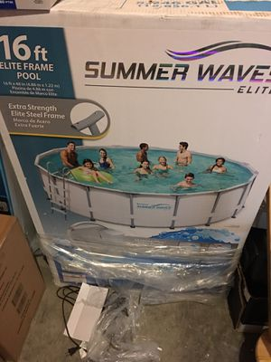 Sumer waves 16 fts for Sale in Richmond, CA
