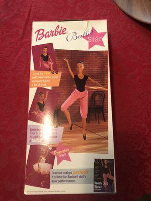 Vintage Ballet Star Black Barbie 2000 for Sale in Kirkland, WA