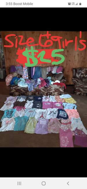 Girls 6 clothing lot good condition for Sale in Saint Thomas, PA