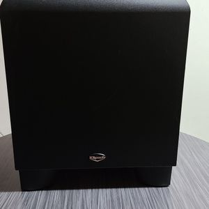 "Klipsch KSW10 10"" Down Firing Subwoofer in Good Condition for Sale in Bakersfield, CA"