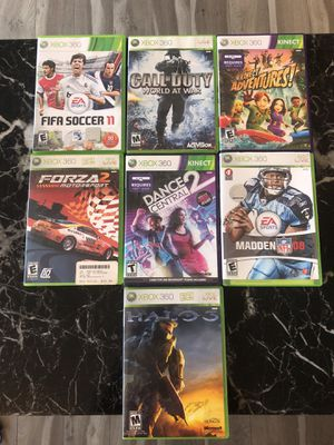 Various Xbox 360 games for Sale in Chicago, IL